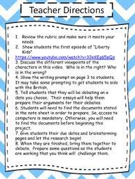 american revolution essay debate by learning lane tpt american revolution essay debate
