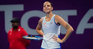 10 questions about Karolina Pliskova ...