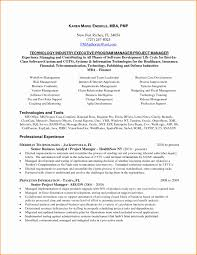 Cover Letter Telecom Operations Manager Sample Resume Resume Sample