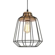 Wire Frame Light Fixtures