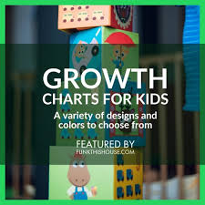 Fun Creative Growth Charts For Kids To Complete Their Room Decor