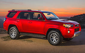 2015 Toyota 4runner iv – pictures, information and specs - Auto ...