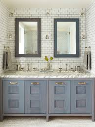double sink vanity. sinks, small double sink vanity 55 elegant design white and black mirror in a