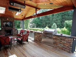 covered outdoor kitchens with fireplace. Beautiful With With Timberline Patio Covers The Construction Of Your Outdoor  Entertainment Space With Move Seamlessly From Design To Installation In Covered Outdoor Kitchens Fireplace D