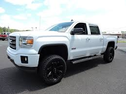 2014 gmc sierra lifted. Contemporary 2014 2014 GMC Sierra 1500 SLT4X4CREW CABLEATHERSUNROOFNAVIGATION With Gmc Lifted