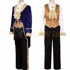 Who Designed Prince S Clothes Us 72 99 27 Off The Beast Cosplay Adult Costumes Prince Adam Cosplay Adam Men Halloween Party Outfit In Movie Tv Costumes From Novelty Special