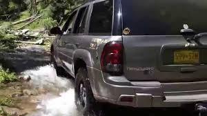 BAMF Chevy Trailblazer OFF-ROAD - YouTube