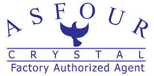 schöbel crystal is an factory authorised agent and distributor of asfour crystal