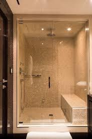 Miami Penthouse Luxury Steam Room Shower contemporary-bathroom