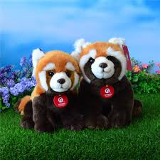 <b>High Quality</b> Simulation Red Panda <b>Plush</b> Toys <b>Stuffed Animal</b> Toy ...