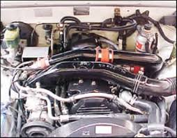 PGS 4WD & Penisula Per4mance: Toyota - Hilux 3L 2.8 Litre diesel