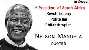 Nelson Mandela Quotes Quotes On Life Success Freedom Education Etc