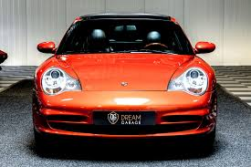 Dream Garage Sold carsPorsche - Porsche 911 (996) Carrera 2 Targa ...