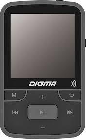 """<b>Плеер Hi-Fi Flash Digma</b> Z4 BT 16Gb черный/1.5""""/FM/microSD/clip ..."""