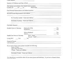 Document Template : Free Printable Will Template Service Agreements ...