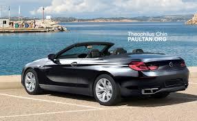 Sport Series 2012 bmw 6 series : Spy Video: 2012 BMW 6 Series Cabriolet