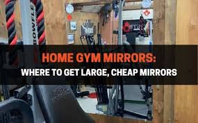 home gym mirrors where to get large