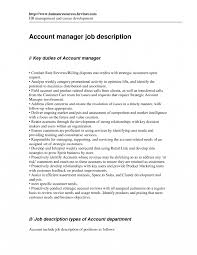 Accounting Manager Sample Jobscription Templates Remarkable Resume