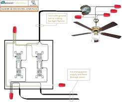 wiring a ceiling fan with two switches how to wire a ceiling fan switch graphic need