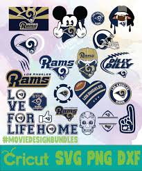 Download now the free icon pack 'smart devices'. Los Angeles Rams Logo Bundles Svg Png Dxf Movie Design Bundles