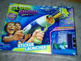Glow Show Light Up Your Night Glow Show Sticker Launcher Diamond In The Rough Blaster Hub