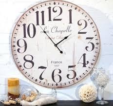 50 inch wall clock clocks farmhouse wall clock large decorative wall clocks large vintage wooden wall clock above black smiths 50cm wall clock