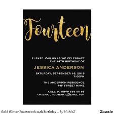birthday invitations 14 year old party with 19 photo galleries