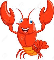Cartoon Lobster Royalty Free Cliparts ...