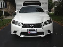 2013 GS350 F-sport White/Cabernet - ClubLexus - Lexus Forum Discussion