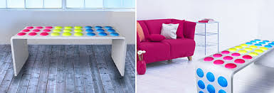 unusual furniture pieces. View In Gallery Button Candy-inspired Bench By Jellio Unusual Furniture Pieces I