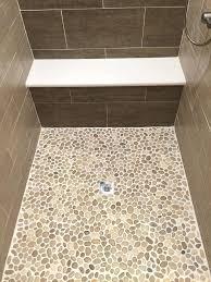 pebble tile shower floor tiles glamorous tile shower floor ideas tile shower floor ideas within tile