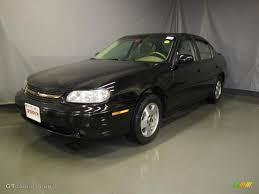 2003 Black Chevrolet Malibu LS Sedan #37225374 | GTCarLot.com ...