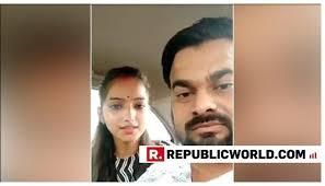 Watch Daughter Of Bjp Up Mla Posts Video Fearing For Her Life