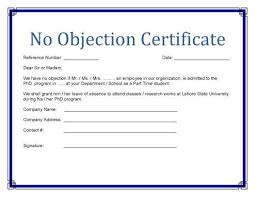 Www Hloom Com Images No Objection Certificate Stud