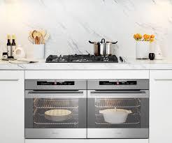 Side By Side Double Oven Range | Kitchen Island Idea | Pinterest ...