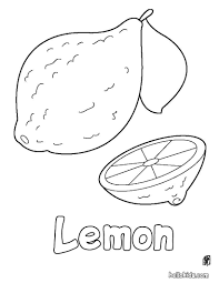 Fruit Printable Coloring Pages Fruit Coloring Pages Coloring Pages