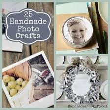 25 <b>Creative Handmade Photo</b> Crafts (DIY Gifts) | Crafts | Diy crafts ...