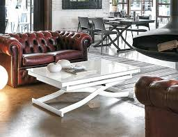 extendable coffee table contemporary target point convertible extending coffee rise extending coffee table uk