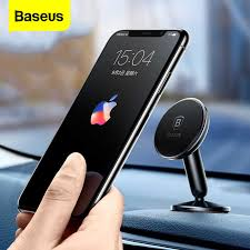 <b>Baseus Magnetic</b> Car Phone Holder For iPhone 11 Pro Max ...