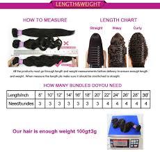 Hair Length Chart Weave Straight Cheap Brazilian Weave 7a Grade 8 36 Inch Unprocessed Brazilian Straight Weave With Closure Buy Brazilian Straight Weave With Closure 22 Inch