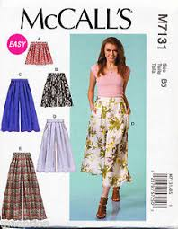 Culottes Pattern Fascinating MCCALL'S SEWING PATTERN 48 MISSES SZ 4848 CULOTTES WIDE LEG