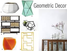 geometric patterns decor ideas flat 15 design lifestyle