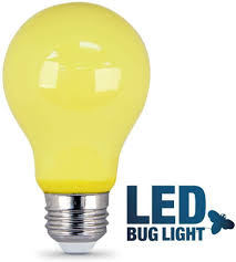 Yellow Light Bulbs Repel Bugs Qplus Led Bug Insect Mosquito Repellent Light Bulbs