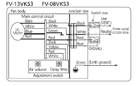 bathroom vent fan wiring help electrical diy chatroom home here are the wiring diagrams for the model