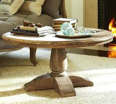 round wood coffee table rustic round wood coffee table com within farmhouse plans large rustic coffee table tray