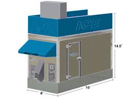 Ice Vending Machine Business Plan Fascinating Just Ice Vending Machine Features Fully Automated JJ Ice