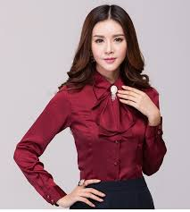 Image result for varieties of office shirts for women in one picture