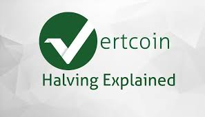 Vertcoin Reward Halving Explained Vertcoin Blog Medium
