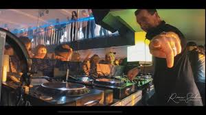 Hernán Cattáneo and Nick Warren @ Watt boat party at ADE 2019 full ...
