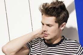 Coupe Cheveux Homme Decoiffe Coiffures à La Mode De Cette